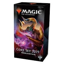 Core Set 2019 - PreRelease Kit #1