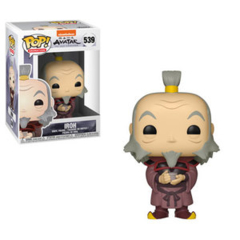 Funko POP Animation Vinyl Figure Avatar: The Last Airbender - Iroh 539