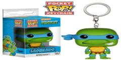 Funko POP Pocket POP TMNT Teenage Mutant Ninja Turtles Leonardo Keychain