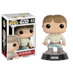 Funko POP Vinyl Bobble-Head Figure Star Wars Luke Skywalker (Bespin) 93