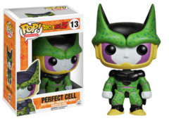 Funko POP Animation Vinyl Figure Dragon Ball Z Perfect Cell 13