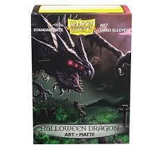 Dragon Shield Limited Edition Matte Art: Halloween 2020