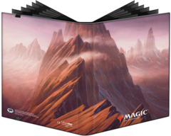 Ultra Pro- Magic Unstable Mountain Pro Binder Side-Loading 9 Pocket - Holds 360 Cards