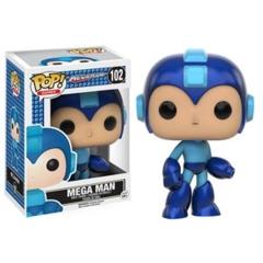 Funko POP Games Vinyl Figure Mega Man Megaman - Mega Man 102
