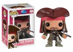 Funko POP Vinyl Figure Disney Series 4 - Pirates of the Caribbean Jack Sparrow 48