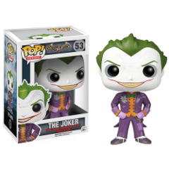 Funko POP Vinyl Figure Batman Arkham Asylum The Joker 53