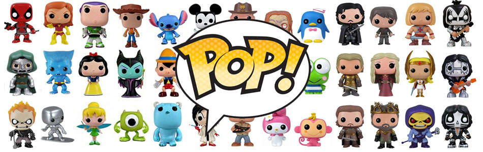 Funko Pop Banner