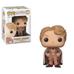 Funko POP Vinyl Figure Harry Potter - Gilderoy Lockhart 59