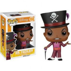 Funko POP Vinyl Figure Disney Series 7 The Princess and the Frog - Dr. Facilier 150 - VAULTED