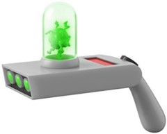 FUNKO ACTION FIGURE: Rick and Morty - Portal Gun