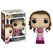 Funko POP Vinyl Figure Movies Harry Potter - Hermione Granger (Yule) 11