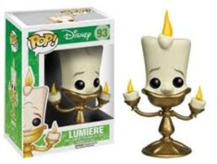 Funko POP Vinyl Figure Disney Beauty and The Beast - Lumiere 93
