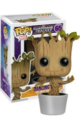 Funko POP Vinyl Bobble-Head Figure Marvel Guardians of the Galaxy Dancing Groot 65