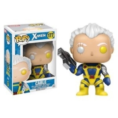 Funko POP Vinyl Bobble-Head Figure Marvel X-Men - Cable 177