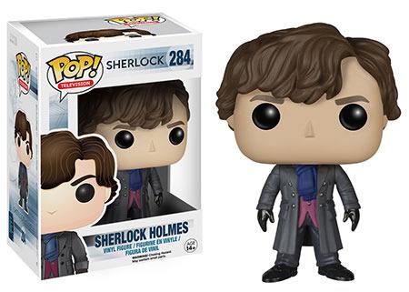 Funko POP Vinyl Figure Television Sherlock - Sherlock Holmes 284
