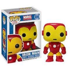 Funko POP Vinyl Bobble-Head Figure Marvel Universe Iron Man 04