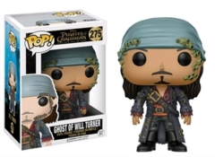 Funko POP Vinyl Figure Disney Pirates of the Caribbean (Dead Men Tell No Tales) - Will Turner 275