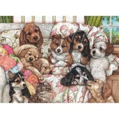 Anatolian Puzzles  Puzzle: 1000 Puppies