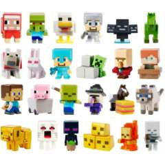 Minecraft Small Figures 6 for $5