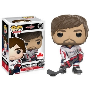 Funko POP Hockey Washington Capitals - Alex Ovechkin (Away) 10 - EXCLUSIVE