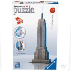 Empire State Building  - 3D Puzzle