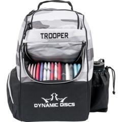 Dynamic Discs Trooper Backpack - Arctic Camo