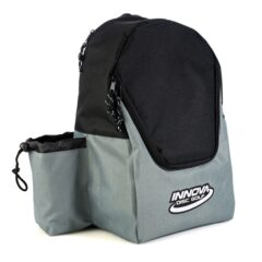 INNOVA Disc Golf Discovery Backpack  - Gray / Black