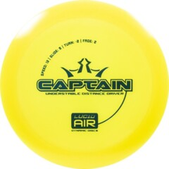 Captain Lucid Air