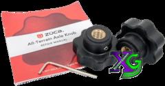 Zuca Carts Axle Knobs ( Set of 2)