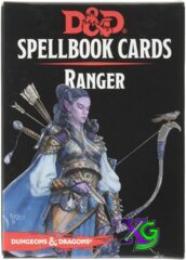 Dungeons And Dragons: Spellbook Cards - Ranger Deck
