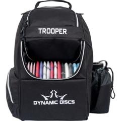 Dynamic Discs Trooper Backpack - Black