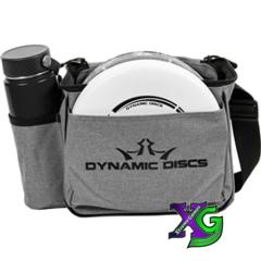 Dynamic Discs Cadet Shoulder Bag - Heather Gray