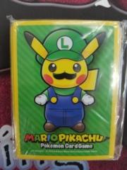 Luigi Pikachu Sleeves