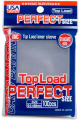 KMC TopLoad Perfect Size (100 pcs)