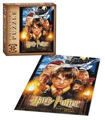 Puzzle 550pc Harry Potter and the Sorcerer's Stone