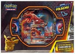 Pokemon Detective Pikachu Charizard Case File