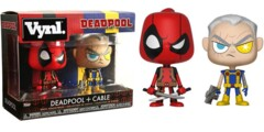 Funko Vynl Deadpool and Cable