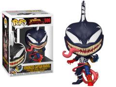 POP! Venom - Venomized Captain Marvel #599