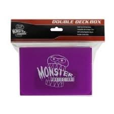 Purple Monster Double Deck Box