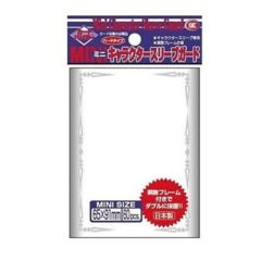 KMC Mini Character Sleeve Guard (60 Pieces)