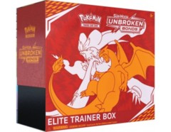 Unbroken Bonds Elite Trainer Box