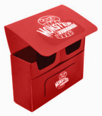 Red Monster Double Deck Box