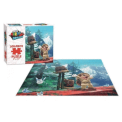 Puzzle 200pc Super Mario Odyssey: Wooded Kingdom