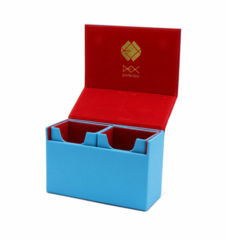 DEX The Dualist Deck Box - Light Blue