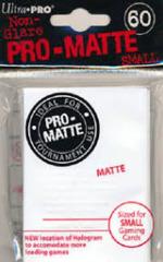 Ultra Pro Mini White Matte (Yu-Gi-Oh!)