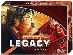 Pandemic - Legacy Season 1 (Red)