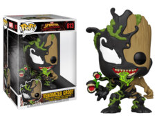 POP! Spider-Man Maximum Venom - Venomized Groot Bobble-Head #613