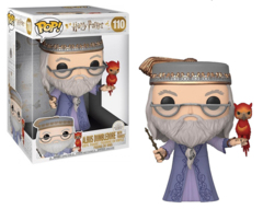POP! Harry Potter - Albus Dumbledore with Fawkes #110