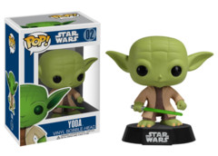 POP! Star Wars Yoda