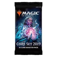 MTG Booster Pack - Core Set 2019